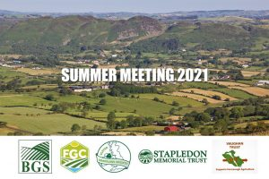 BGS Summer Meeting 2021 - Day 1